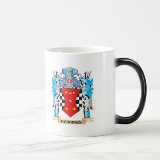 Dobbings Coat of Arms - Family Crest Coffee Mugs
