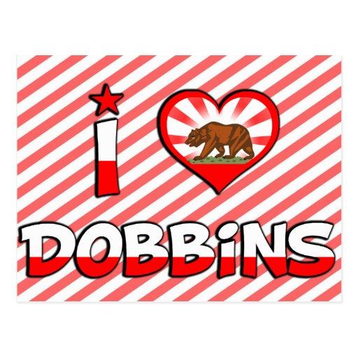 Dobbins, CA Post Cards
