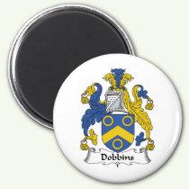 Dobbins Family Crest Magnet