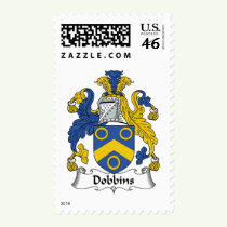 Dobbins Family Crest Stamps