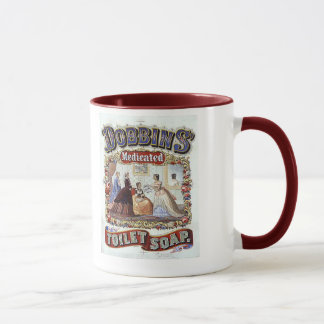 Dobbins Medicated Toilet Soap Mug