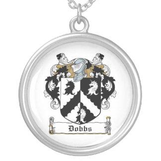 Dobbs Family Crest Necklaces