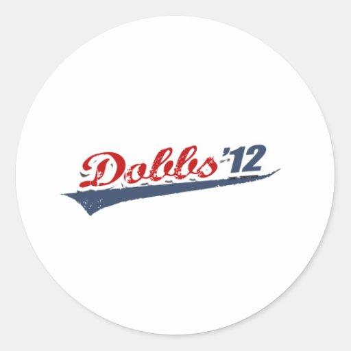 Dobbs Team Stickers