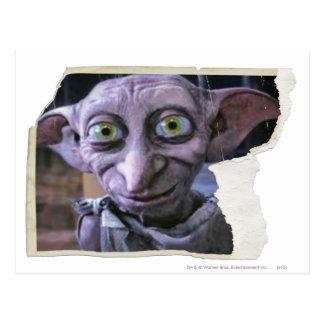Dobby 1 post card