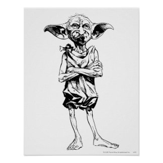 Dobby 3 posters