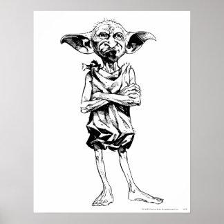 Dobby 3 print