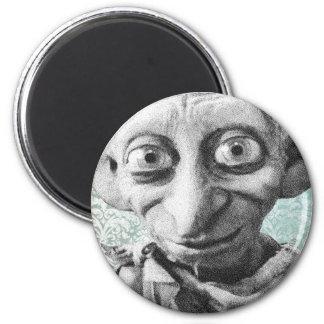 Dobby 4 2 inch round magnet