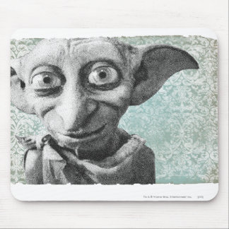 Dobby 4 alfombrillas de ratón