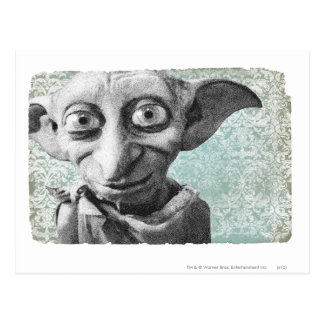 Dobby 4 postcard