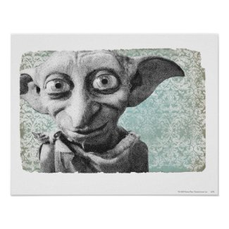 Dobby 4 print