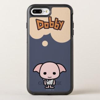 Dobby Cartoon Character Art OtterBox Symmetry iPhone 7 Plus Case