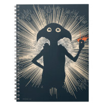 Dobby Casting Magic Notebook