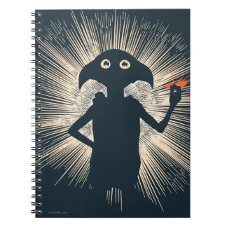 Dobby Casting Magic Spiral Notebook