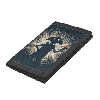 Dobby Casting Magic Tri-fold Wallets