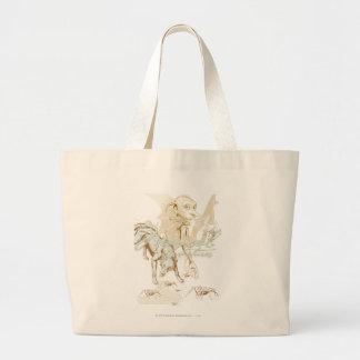 Dobby Jumbo Tote Bag