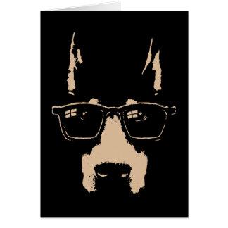 Dobe Glasses Card