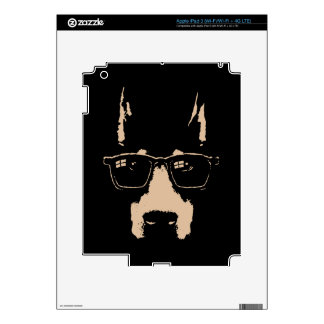 Dobe Glasses Decal For iPad 3