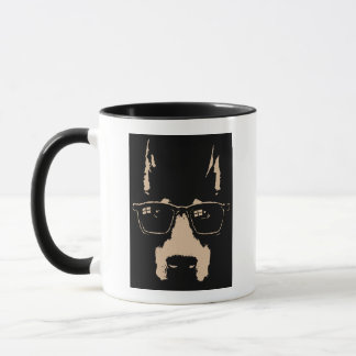 Dobe Glasses Mug