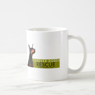 dobe-logotipo-d tazas de café