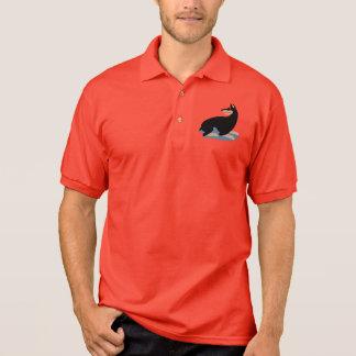 Dobe Look Back Polo Shirt