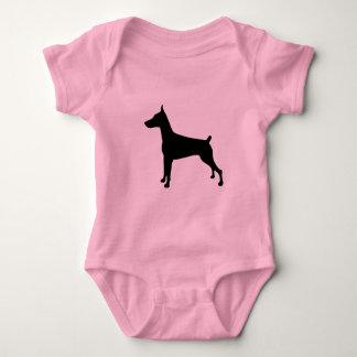 Dobe Silhouette Baby Bodysuit