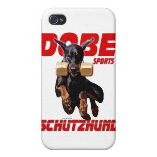 Dobe Sports Schutzhund Retrieve Cases For iPhone 4