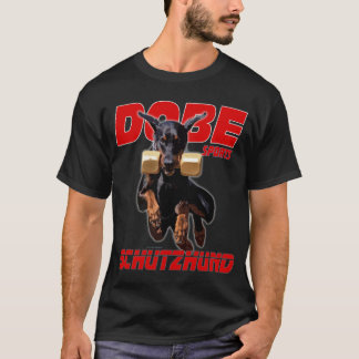 Dobe Sports Schutzhund Retrieve T-Shirt