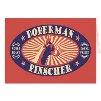 Dobe Vintage Emblem Card