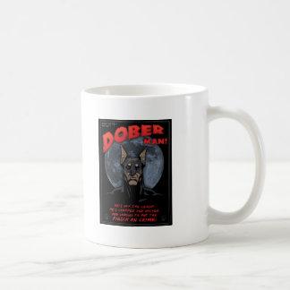Dober Man! Coffee Mug