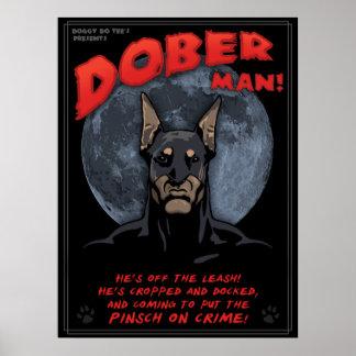 Dober Man! Poster