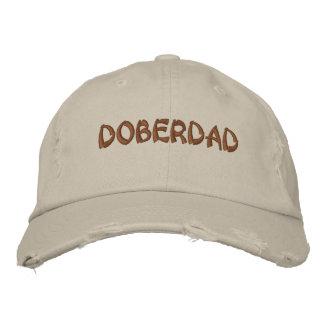Doberdad Hat Embroidered Hat