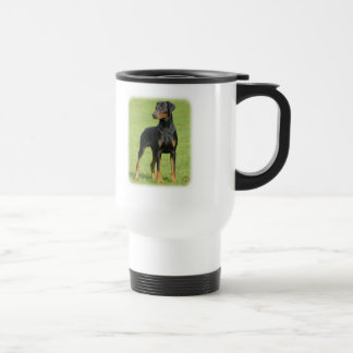 Doberman 9P99D-60 Travel Mug