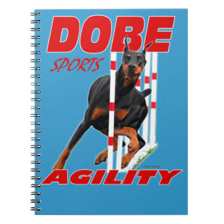 Doberman Agility Notebook