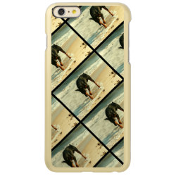 Incipio Feather® Shine iPhone 6 Plus Case with Doberman Pinscher Phone Cases design