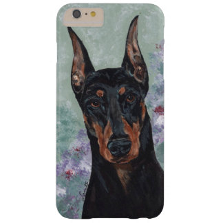 Doberman Barely There iPhone 6 Plus Case