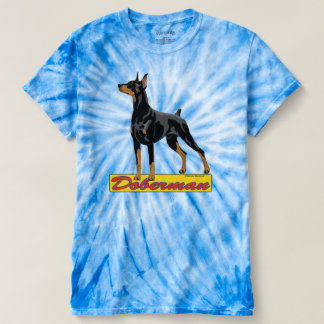 Doberman Black T-shirt