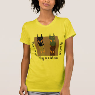 Doberman colors T-Shirt