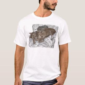 Doberman Dog and Puppy T-Shirt
