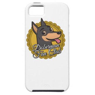 Doberman Fan Club iPhone 5 Cases