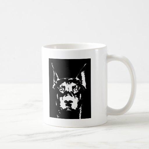 Doberman Gifts - Double Image Mug