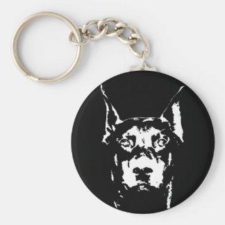 Doberman Gifts - Keychain