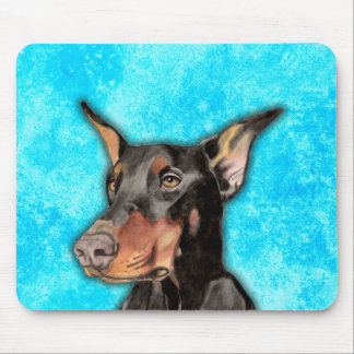 Doberman Gifts Mouse Pad