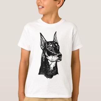 DOBERMAN HEAD T-Shirt