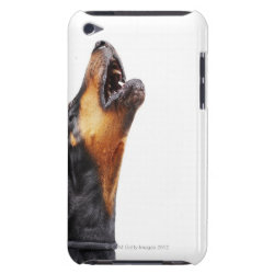 Case-Mate iPod Touch Barely There Case with Doberman Pinscher Phone Cases design