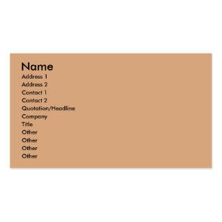 Doberman - In the Church Garden Business Card
