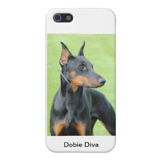 Doberman Iphone 5 Cover- Photo iPhone 5 Covers