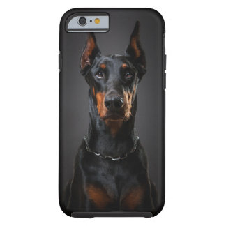 Doberman iPhone 6/6s, Tough Tough iPhone 6 Case