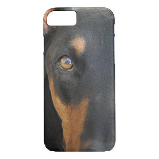 Doberman iPhone 7 Case