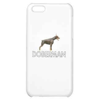 Doberman iPhone 5C Cases