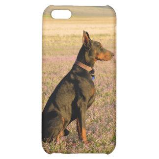 Doberman iphone case iPhone 5C cover